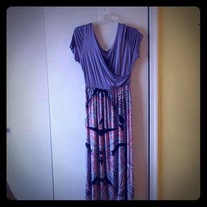 Gilli Maxi Dress - stitch fix